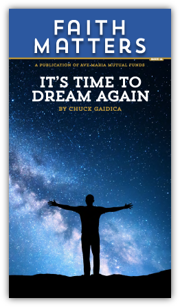 FaithMatters no14 - Time To Dream Again