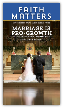 FaithMatters no3 - Marriage Pro-Growth